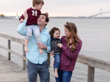 Newport Pier + a Happy List