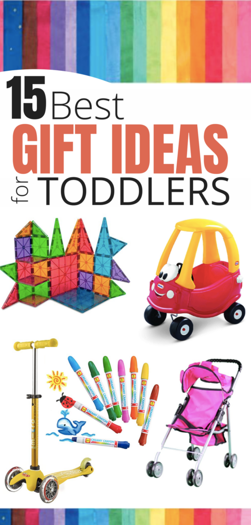 15 Best Gift Ideas for Toddlers