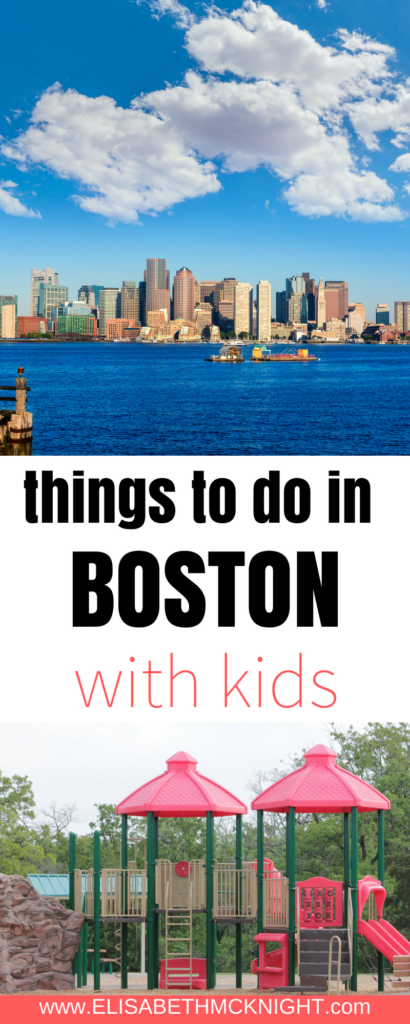 looking for fun things to do in boston with kids? check out this toddler boston summer bucket list