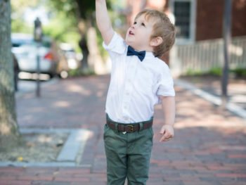 Boston Summer: Toddler Bucket LIst