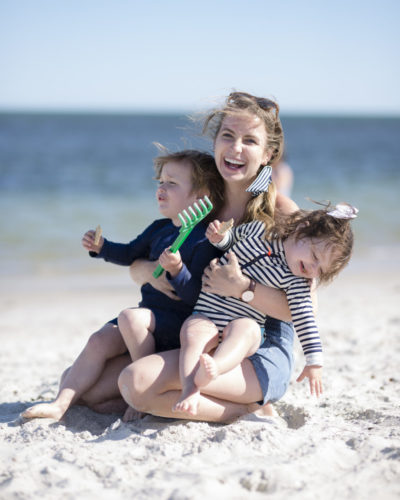 5 Tips for Putting Sunscreen on Toddlers