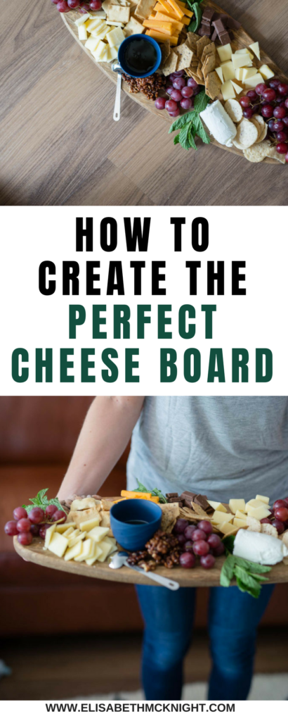 Tips on how to create the perfect cheese board - Perfect for all of your holiday entertaining!