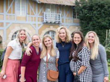 Paris Girls Weekend Day 2