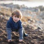 Asilomar Beach – Winter in California