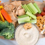 Best Hummus Party Platter