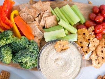 Best Hummus Party Platter