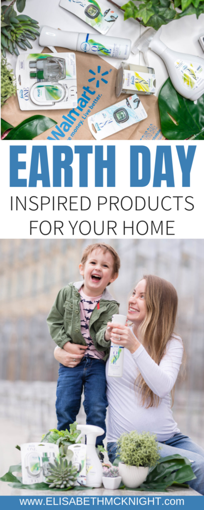 Celebrating Earth Day by sharing some of our favorite nature-inspired products. #FebreezeFreshForce #Ad #EnviornmentallyFriendly #EnviornmentallyFriendlyProducts #EnviornmentallyFriendlyHome