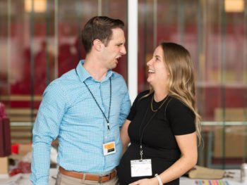 LDSMBA Conference – working with Ben