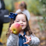 Family Diary: Apple Picking at Parlee Farms
