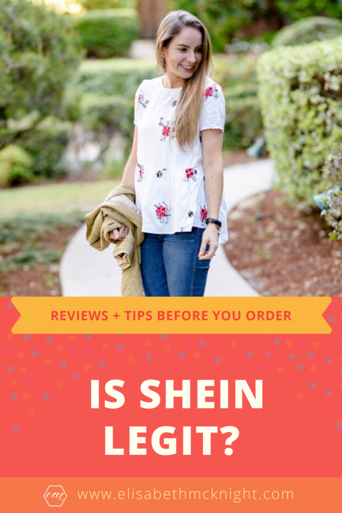 Ever wondered if Shein is legit? I am sharing my review and shopping tips here! #sheinreview #shoppingtips #onlineshopping #momiform #sheinshopping