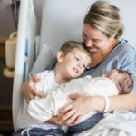 Tips for Introducing new sibling at the hospital