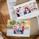 2019 Christmas Cards and Family Resume