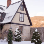 A Little White Mountain Getaway at the Notchland Inn