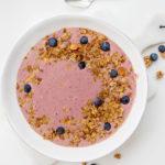 Greek Yogurt Smoothie Bowl Recipe