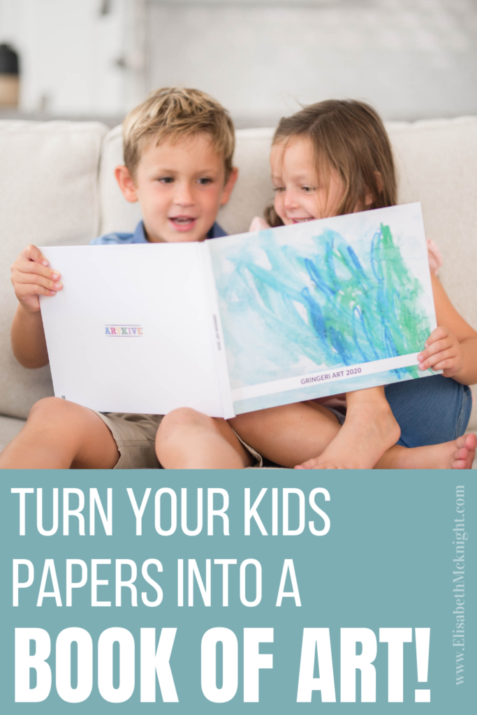 Best way to preserve your kids artwork (and reclaim your fridge). Use code Elisabeth20 on the Artkive website and save $20 off your first order today! #ad Sharing all the details on my blog. @Artkivebox #Artkivebox